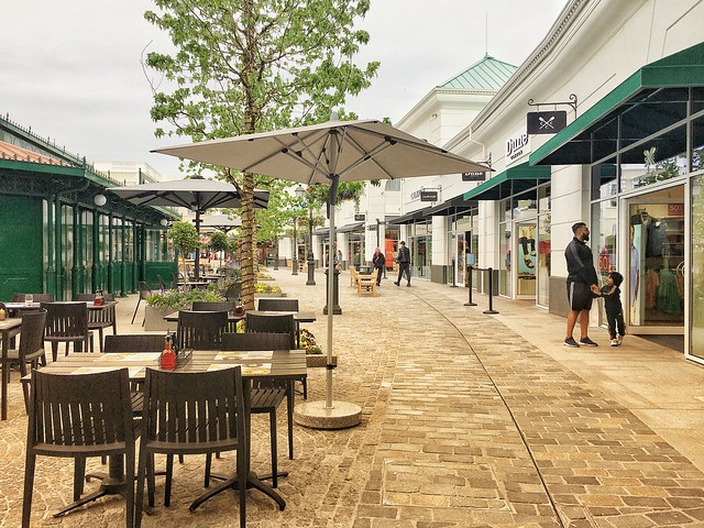 Designers outlets, Cannock