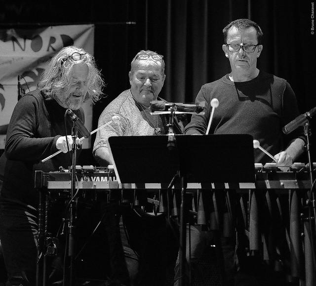 Thierry Eliez, Jimi Drouillard & Franck Tortiller