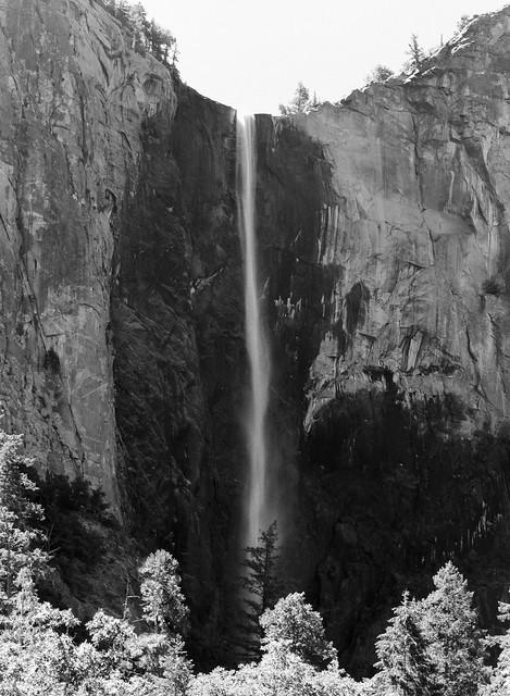 Bridalveil Falls, Yosemite, California