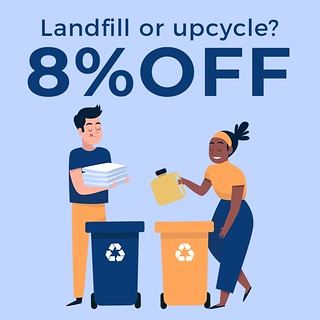 Landfill or upcycle?