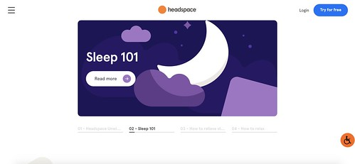 headspace therapy