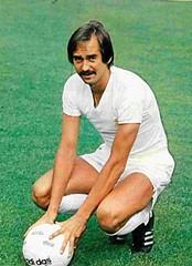 Temporada 1977/78: Stielike, jugador del Real Madrid