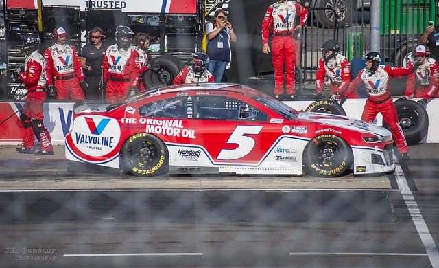 Ally 400 at Nashville Superspeedway Race Winner - #5 Kyle Larson