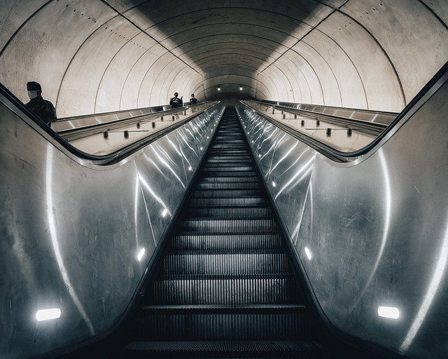 Cleveland Park Metro Station