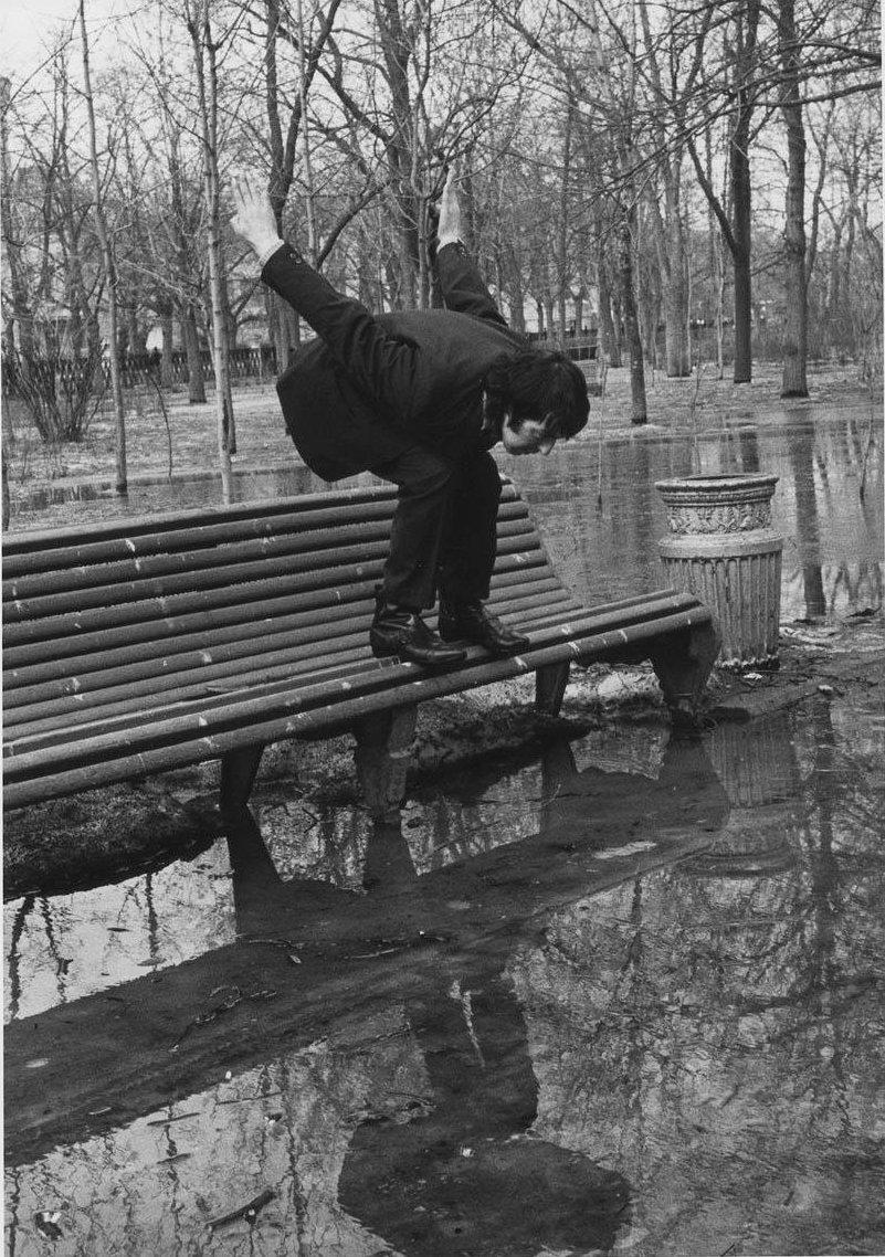 1969. Леонид Енгибаров