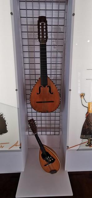 Instrumentos de Musica Sala 5 interior Museo Néstor Álamo Santa María de Guía Gran Canaria 04