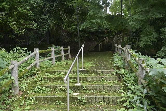 氷見上日寺と朝日山公園 その3 朝日山公園