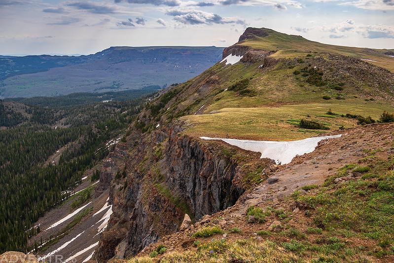 Lost Lakes Peaks East