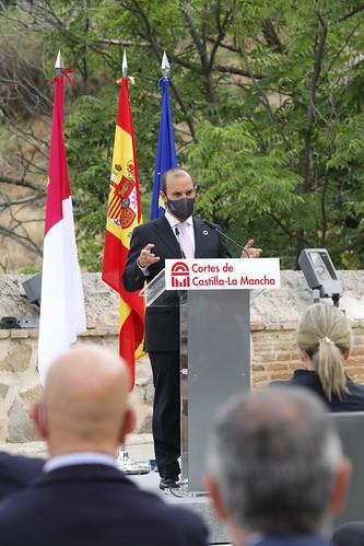 Homenaje y monumento a las víctimas de la COVID-19