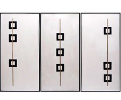 """Sunpan Boxed 30"""" x 60"""" (Set of 3)   Stylish Wall Art   Grayson Home"""