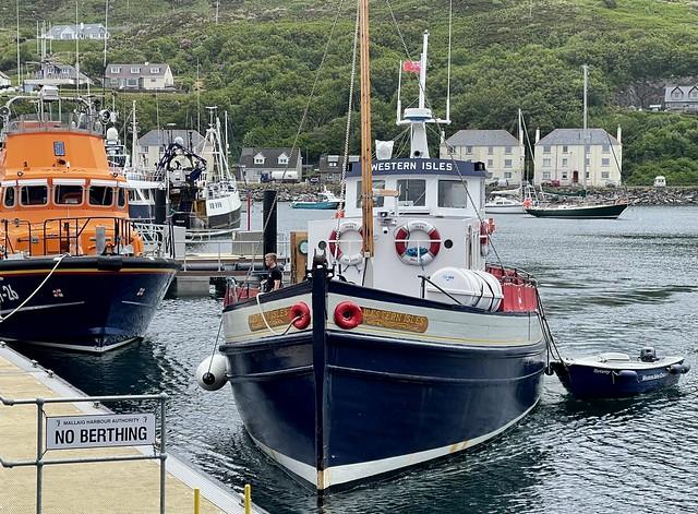 """Western Isles"", Mallaig, Scotland"