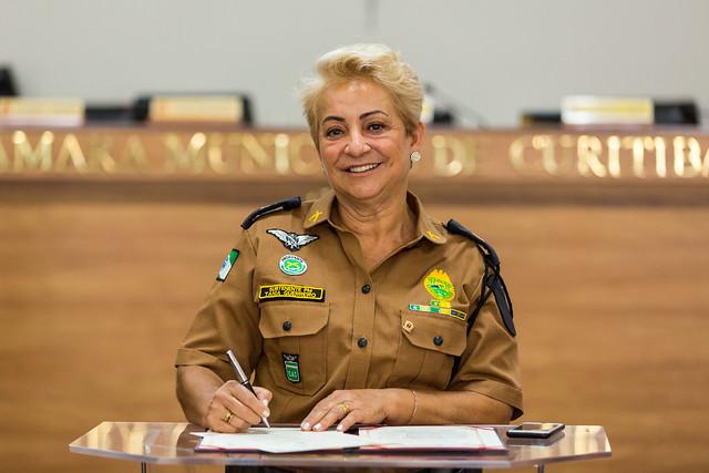 Sargento Tânia Guerreiro (PSL)