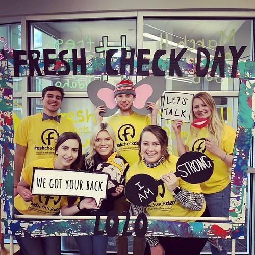 Fresh Check Day