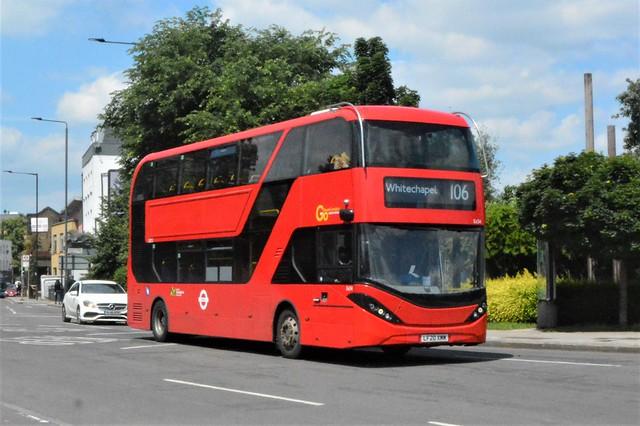 LF20 XMM (Ee34) Go-Ahead London General