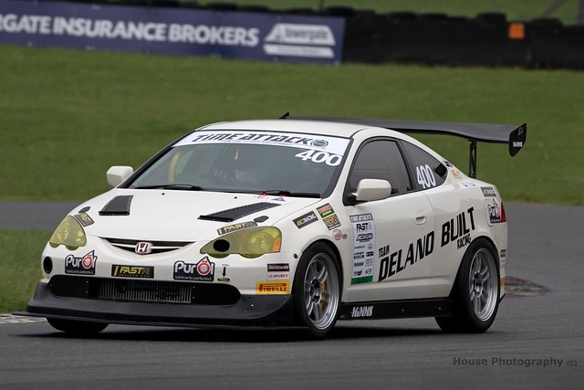 Time Attack Club Class - James Dover