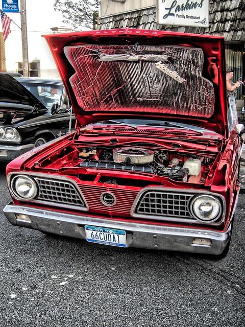 Classic Car Show Event - Phoenix  New York - Oswego County - Custom