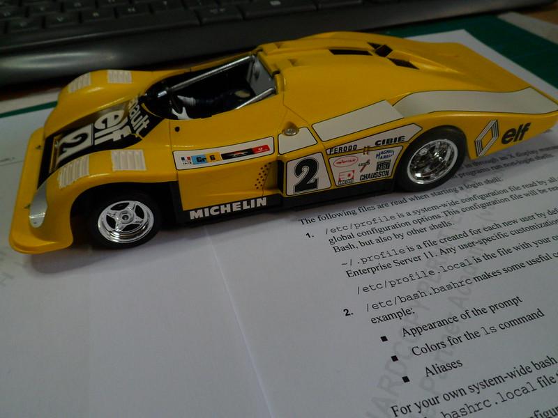 From the box - Alpine Renault A442B Turbo [Tamiya 1/24] - Page 4 51268463896_d687eb6b34_c