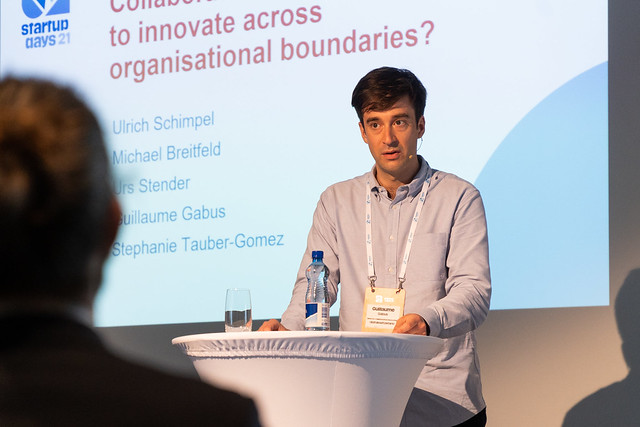 Collaborative Innovation: How to innovate across organisational boundaries?