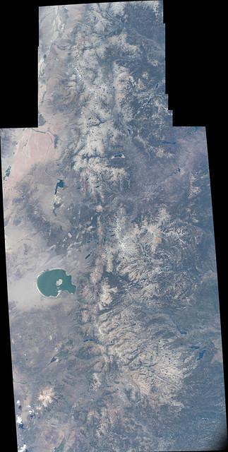 Central Sierra Nevada and Mono Lake 2