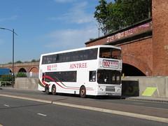 Aintree Coachline BIG 5943 Liverpool