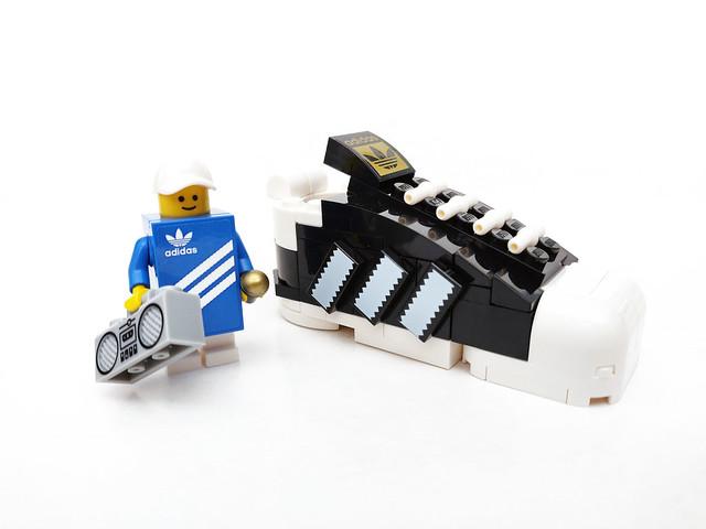 LEGO adidas Originals Superstar (40486)