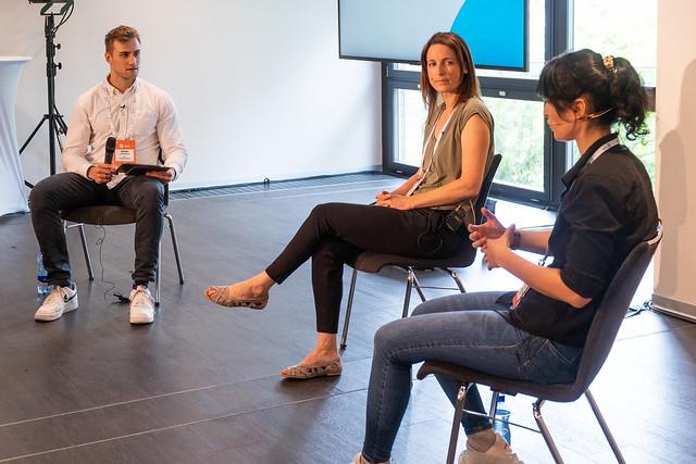 Live Podcast Swisspreneur: Succeeding as a purpose driven organization