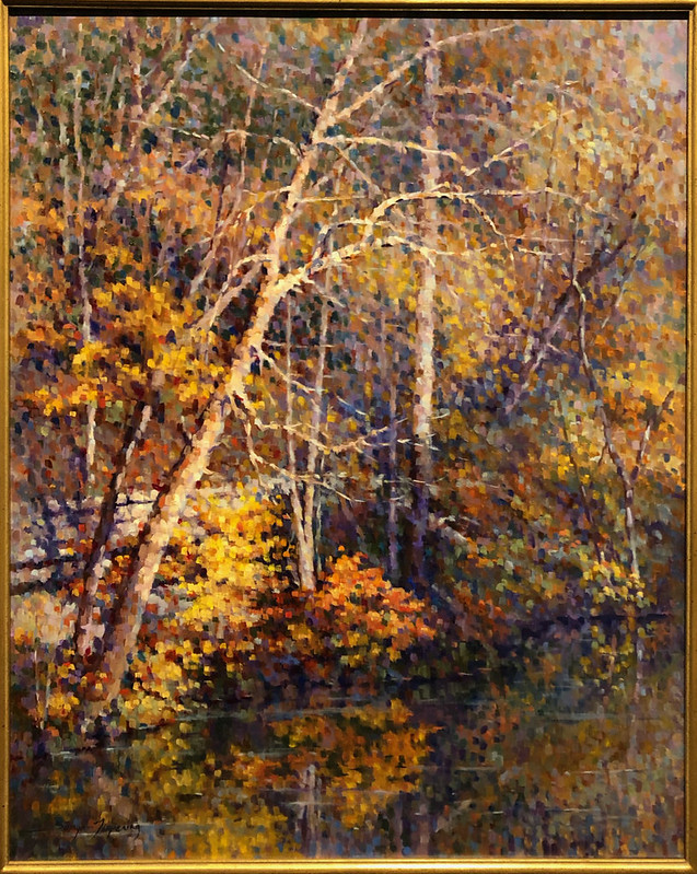 The Spring in Fall by Sonya Terpening