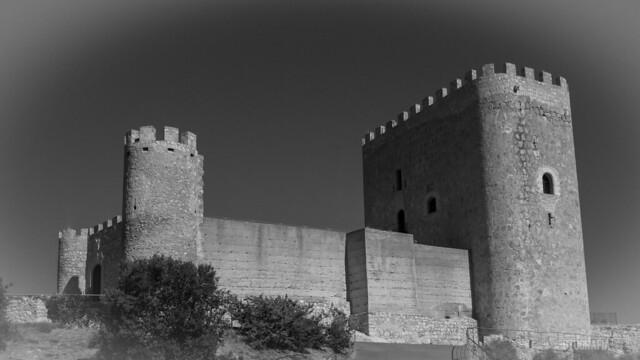 Castillo de Jumilla (Región de Murcia)