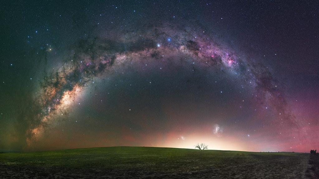 Milky Way at Mogumber, Western Australia
