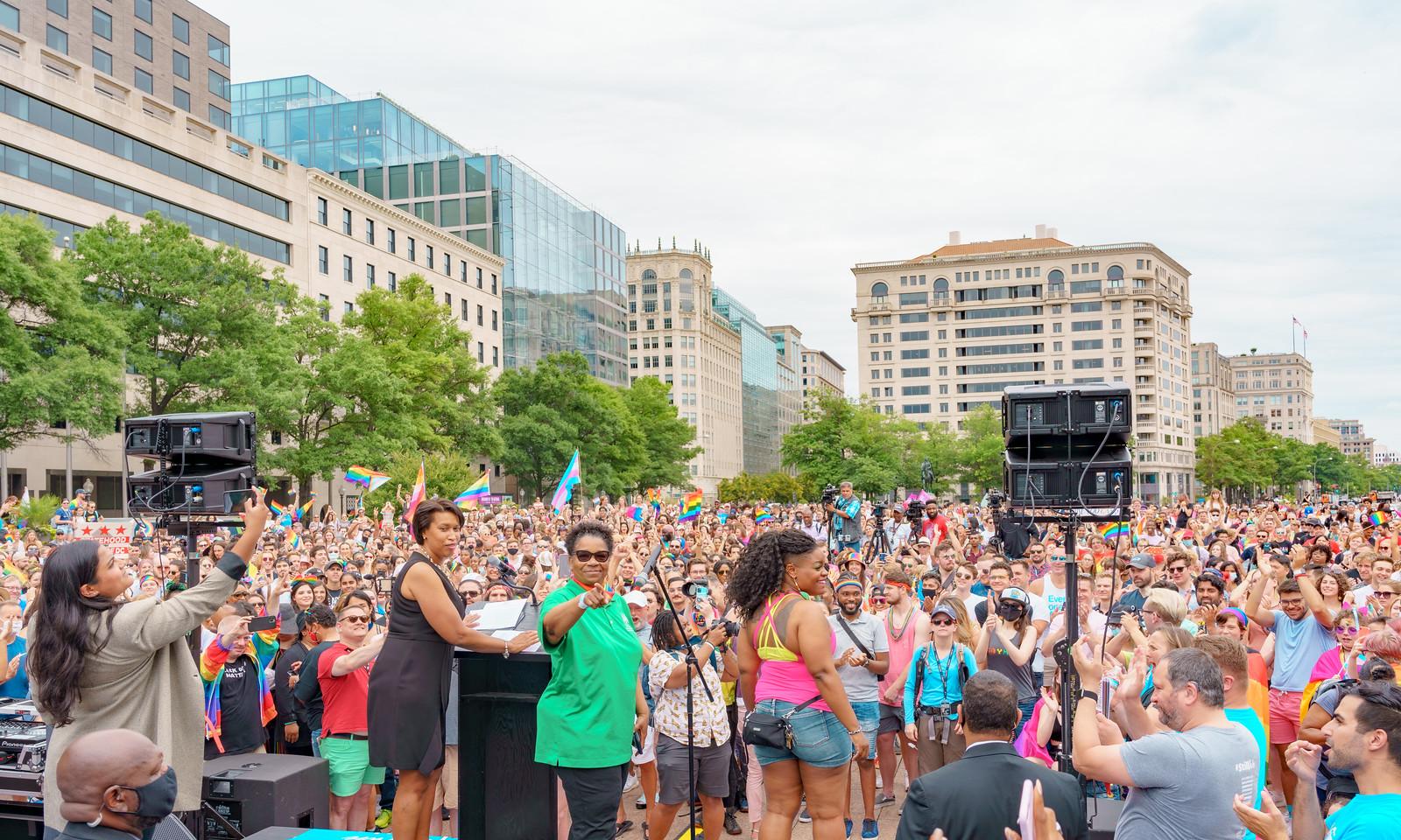 2021.06.12 Capital Pride Walk and Rally and Pridemobile Parade, Washington, DC USA 163 345211