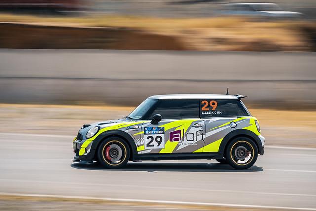 Speeding Mini