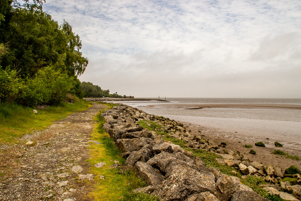2021 - 06 - 24 - EOS 600D - Wales Coast Path - Dee Estuary - Flintshire - 003