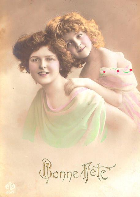 Bonne Fête in 1917