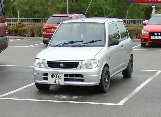 2002 Daihatsu Cuore