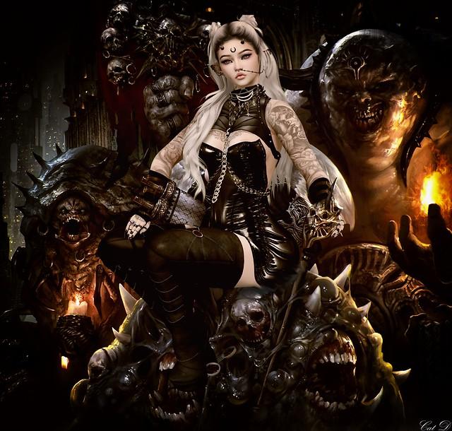 Queen Of Hell