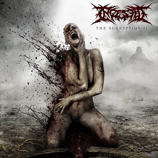 Death Metallers Ingested Launch New Single This Disgusting Revelation