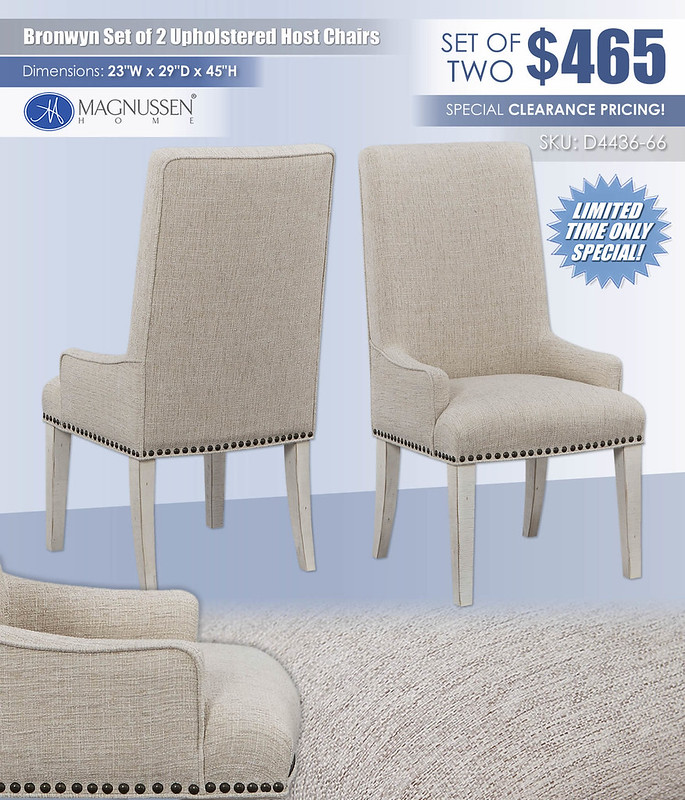 Bronwyn Alabaster Upholstered Host Chairs_D4436-66