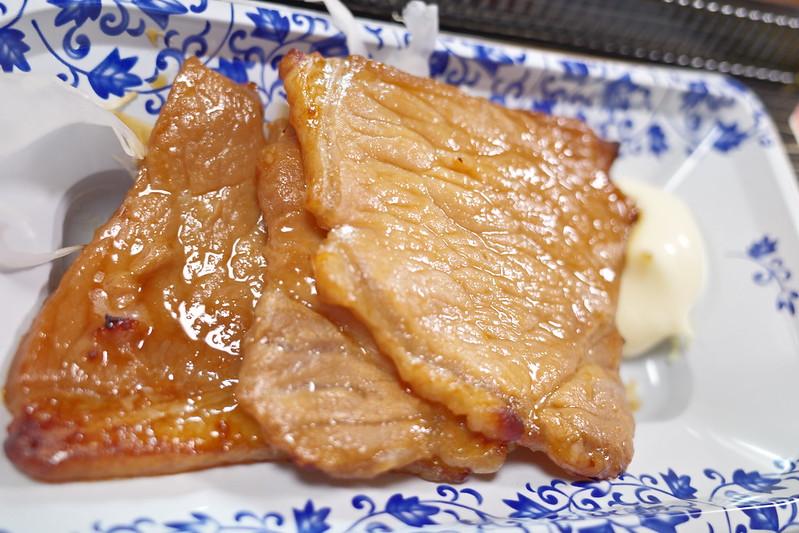 grilled pork bento
