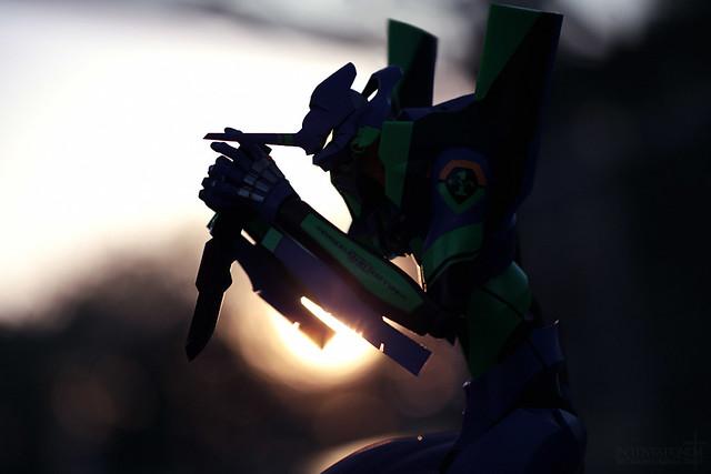 Dynaction Evangelion Unit-01 - VI