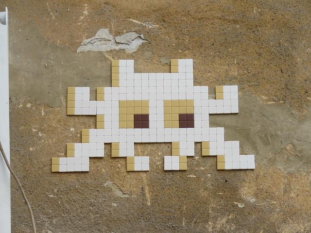 Space Invader LJU_35