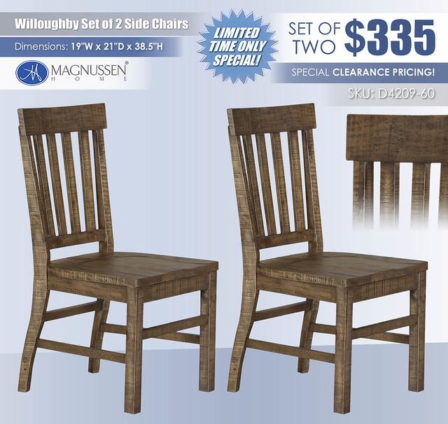 Willoughby Side Chairs_D4209-60