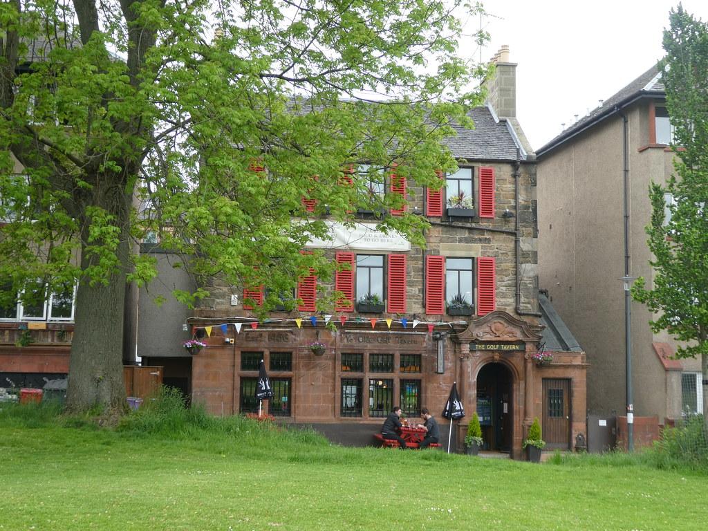 Bruntsfield Links Golf Tavern Edinburgh