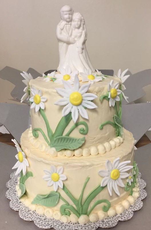 Cake by For Goodness Cakes