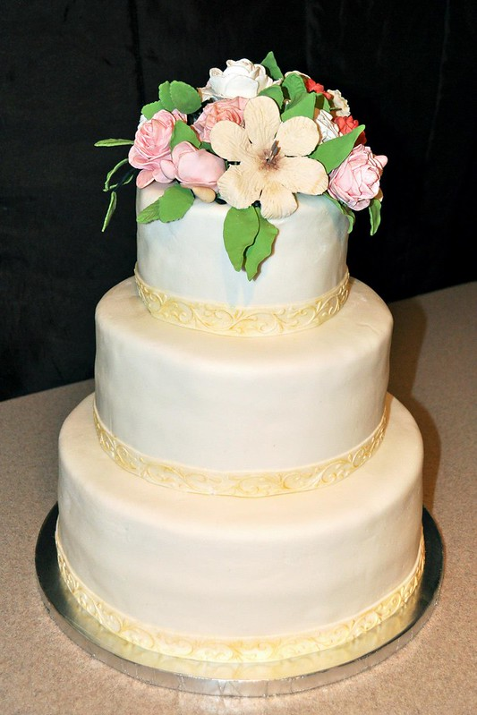 Cake by Celestial Sweets