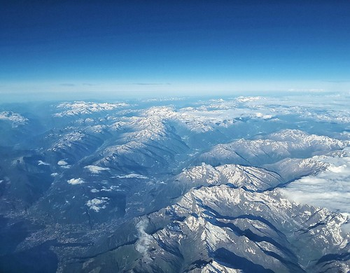 I've Been Flying Over The Alps