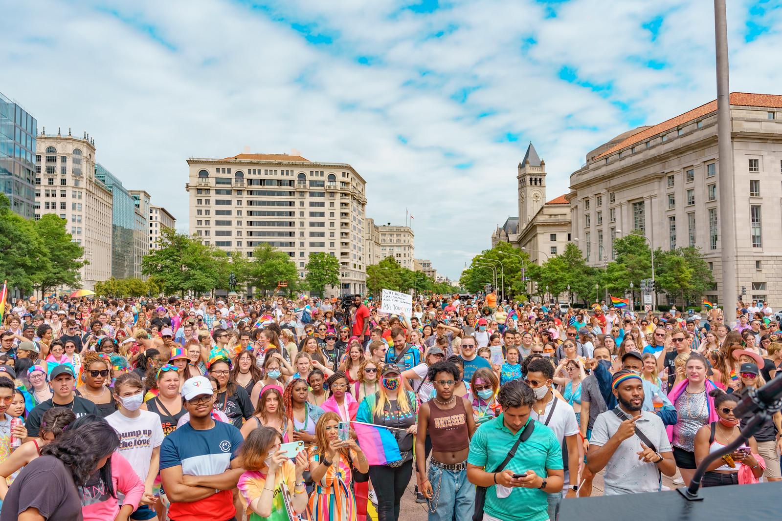 2021.06.12 Capital Pride Walk and Rally and Pridemobile Parade, Washington, DC USA 163 345246