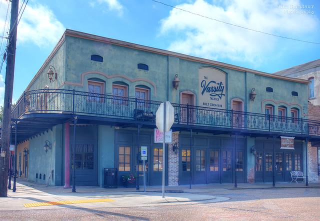 The Varsity Theater - Ellisville, Mississippi