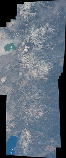 Central Sierra Nevada, June 2021