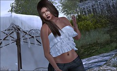 *TOP GIFT by Group Teleporthud & Rachel skin by CHSkins*