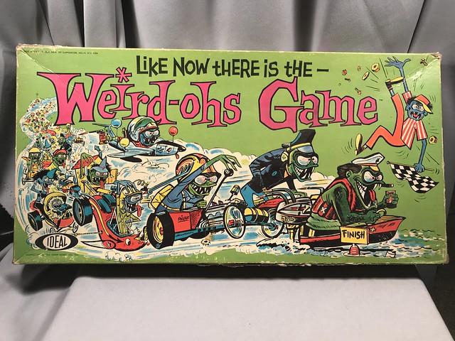 Ideal Weird-Oh's Game 1
